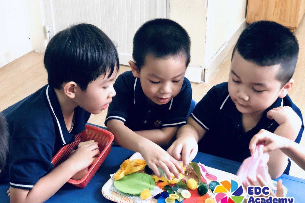 Các tiêu chí chọn trường mầm non cho trẻ